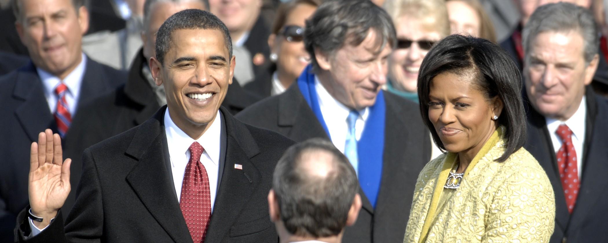オバマ大統領の就任演説を英語で...
